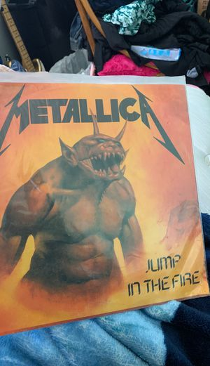 Metallica Jump in the fire original EP for Sale in Lakewood, CA