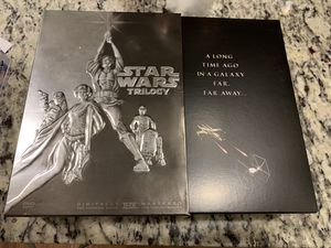 STAR WAR TRILOGY 4-6 digitally mastered for Sale in Forest Heights, MD