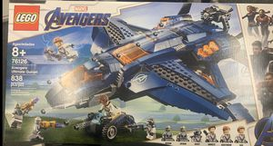 Lego The Avengers Ultimate Quinjet for Sale in Las Vegas, NV