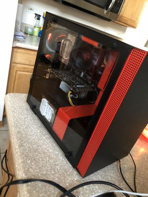Gaming computer and mouse for Sale in Bolingbrook, IL
