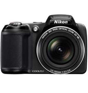 Nikon Coolpix L320 Digital Camera with 26x Optical Zoom for Sale in Columbus, OH