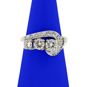 U7008 LADIES DIAMOND ENGAGEMENT RING 0.75CT WEDDING BAND 14K GOLD for Sale in Beverly Hills, CA