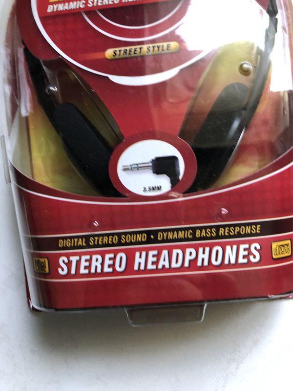 Sentry Stereo digital headphones