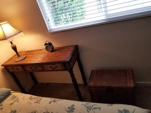 Console table and two other trunks for Sale in Danville, CA