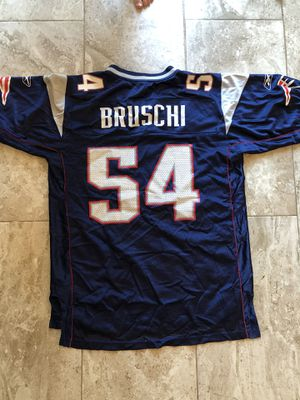Tedy Bruschi Patriots Jersey for Sale in Townsend, MA