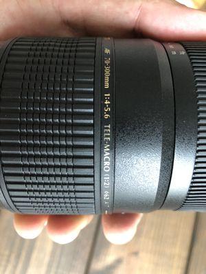 Tamron 70-300 f/4-5.6 (Nikon F mount) for Sale in Clayton, NC