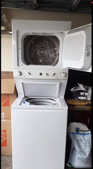 Brand new electric stackable washer and dryer for Sale in TEMPLE TERR, FL