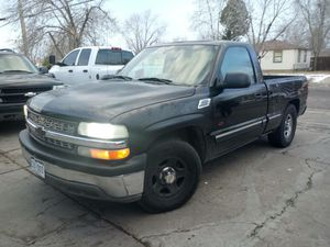 2001 chevy single cab for Sale in Denver, CO