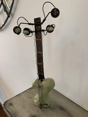 Small stone guitar - decorative for Sale in Baltimore, MD