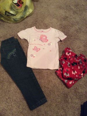 Little girls clothes..Sizes 3T & 4T for Sale in Port Richey, FL