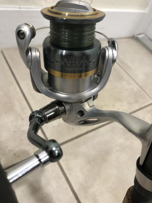 Shimano Sahara fishing combo for Sale in Fort Lauderdale, FL