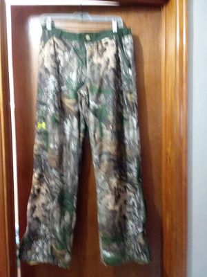 Under armor camo pants for Sale in Pittsburgh, PA