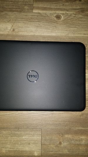 Laptop dell 17.3 inch SSD128 GB 6 GB RAM for Sale in Kissimmee, FL