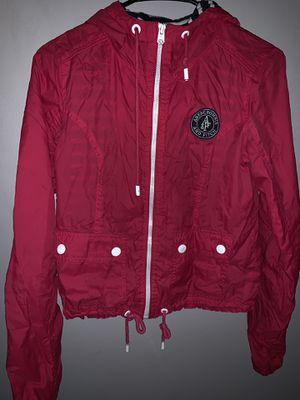 Hot pink zip up jacket for Sale in Alexandria, VA