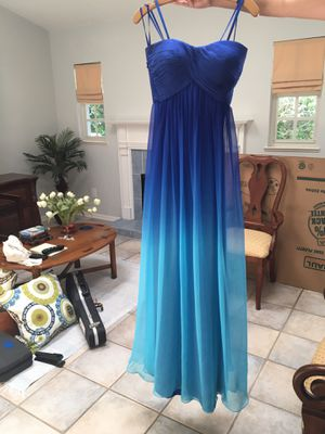 Used prom dress for Sale in Naples, FL