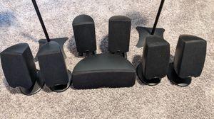 Klipsch 7.1 speakers, onkyo TX-SR606, & Klipsch 10 sub for Sale in Winter Garden, FL