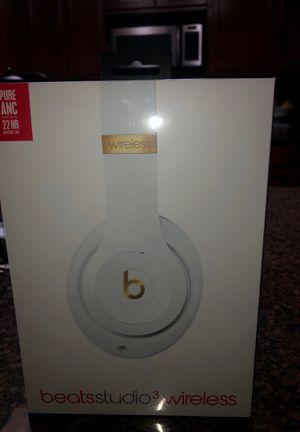 Beats Studio 3 Wireless for Sale in Manteca, CA