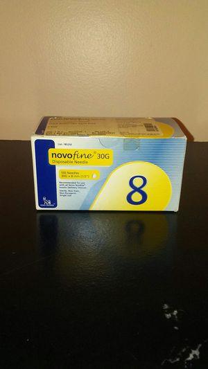 Novafine disposable needle for Sale in Falls Church, VA