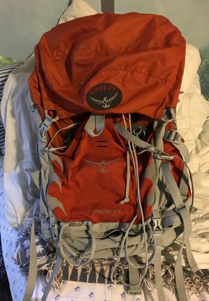 Osprey Brand New 44L Hiking Backpack for Sale in North Bethesda, MD