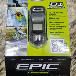 Epic GOpro Like Camera for Sale in Houston, TX
