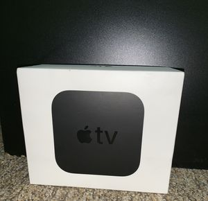 NEW In Box Apple TV 4K for Sale in Fresno, CA