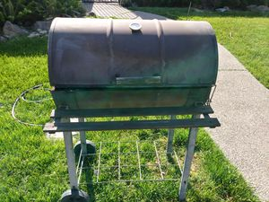 Barrel bbq grill works great for Sale in Stockton, CA