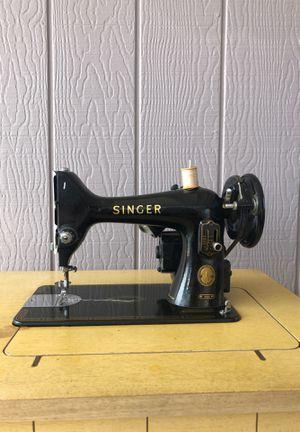 Vintage Singer Model 99K sewing machine for Sale in Gilbert, AZ