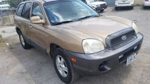 2004 Hyundai Santa Fe 180,000 for Sale in Saint Ann, MO