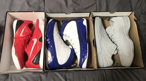 Nike air mens size 18 basketball shoes NEW DS Kobe jordan NEW DS! for Sale in San Diego, CA