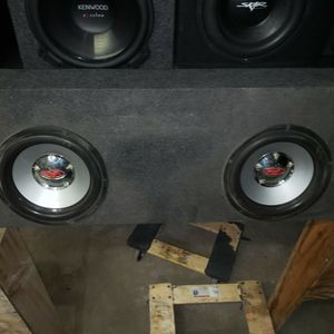 Truck Speaker Box for Sale in Glendale, AZ