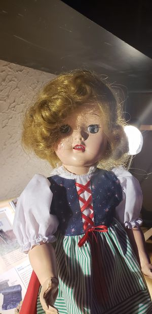 Shirley Temple Doll for Sale in Maryland City, MD