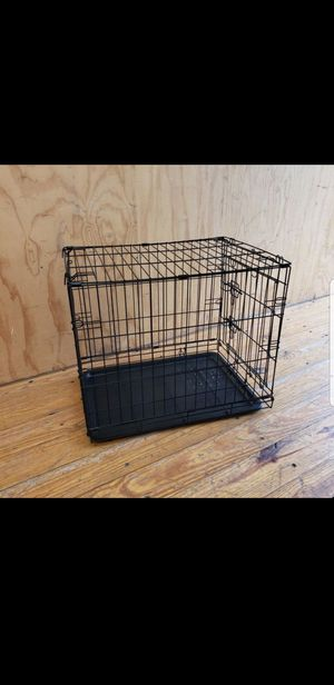 "24"" dog cage for Sale in Rockville, MD"