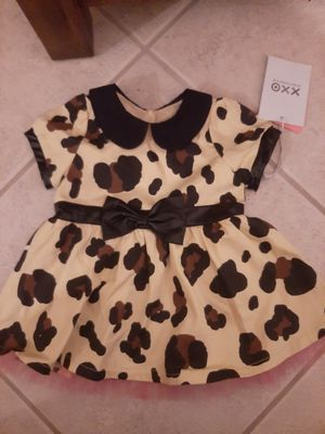 New absolutely beautiful sz 12 months dress for Sale in Ocala, FL