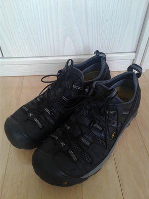 KEEN Men's Steel-Toe Safety/Work Shoes, Size 10.5 for Sale in Woodbridge, VA