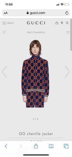 Gucci jacket for Sale in TN OF TONA, NY