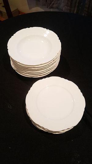 Ranson White Haviland China & Dinnerware for Sale in Austin, TX