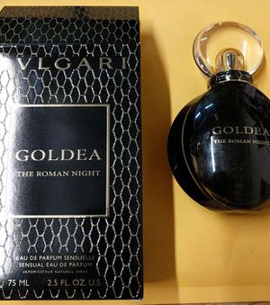 Bvlgari goldea the Roman night for women 2.5oz for Sale in Phoenix, AZ