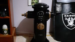 1951 Oakland Raiders fire hydrant for Sale in Alameda, CA