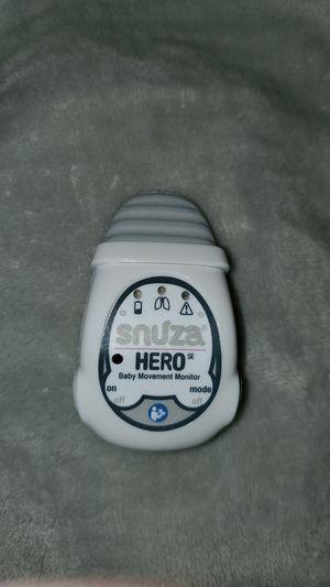 Snuza Hero , Baby Movement Monitor for Sale in Fontana, CA