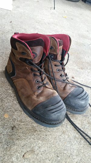 Steel Toe 9.5 for Sale in Washougal, WA