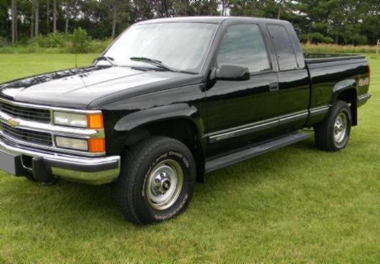 Price$5OO Chevrolet SILVERADO '96!