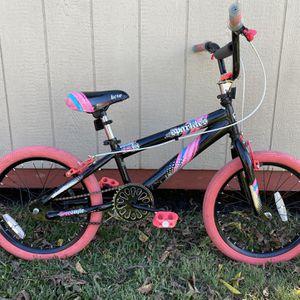 "Kent 18"" Sparkles Girl's Bike, Black/Pink for Sale in Fort Worth, TX"