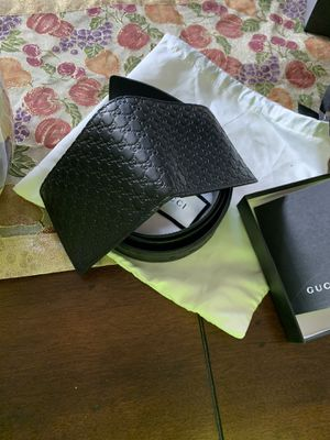 Gucci wallet and belt for Sale in Rialto, CA