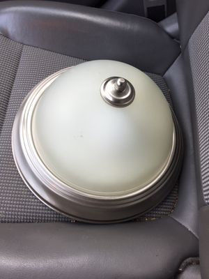 Flush mount light fixture for Sale in Boyds, MD