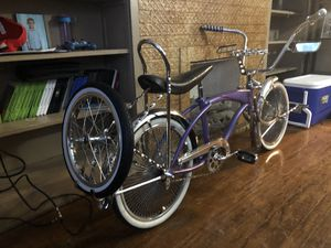 $250 today 20 inch low rider bike for Sale in Chicago, IL