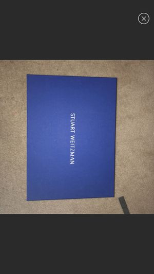 NEW WITH TAGS STUART WEITZMAN BOOTS for Sale in Washington, DC
