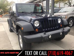 2013 Jeep Wrangler for Sale in Brooklyn, NY