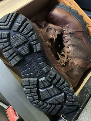 Work boots 5.11 + for Sale in San Diego, CA