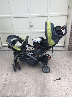 Single Lane Double Stroller for Sale in Cheltenham, MD