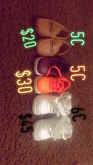 Toddler Shoes for Sale in Monroe, LA